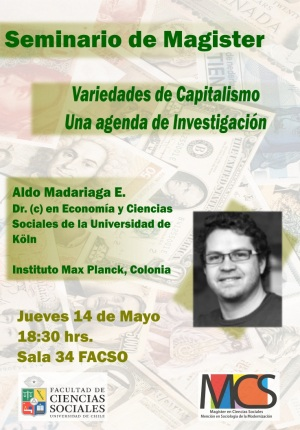 Seminario Capitalismos